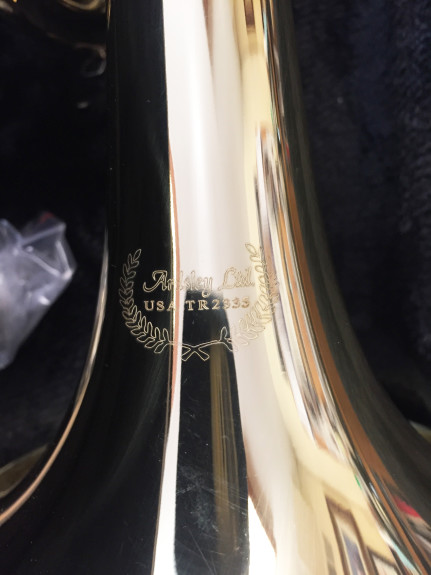 Ardsley Ltd Trumpet Logo